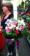lumanari nunta arad trandafiri roz