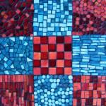 Mosaique Flore Molinaro
