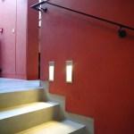 Fondation entreprendre Paris 17 ieme , réalisation Flore Molinaro pour Marius Aurenti