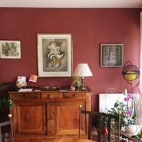 Enduit décoratif béton ciré Flore Molinaro