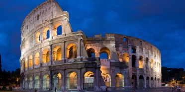 Colosseum is the Rome symbol