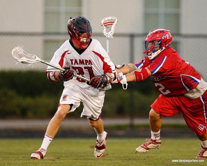 University of Tampa M. Lacrosse: Whipple and Bilak Earn All-American Honors