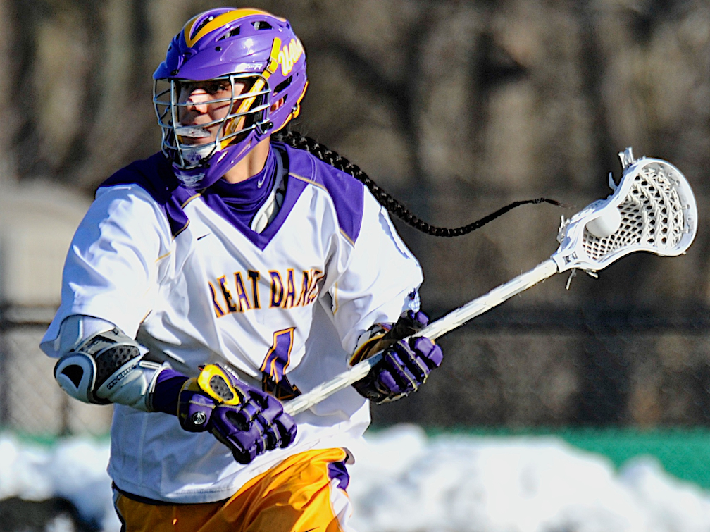 Lyle Thompson and Chad Tutton Ready for Action on Saturday For Launch