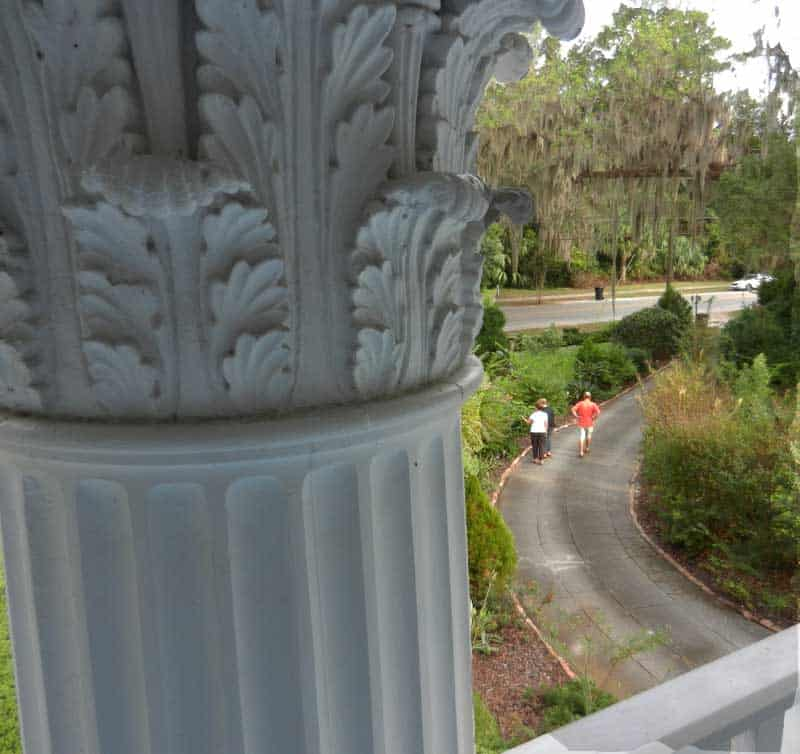 Micanopy And The Herlong Mansion Slow Down For Old
