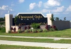 Thousand Oaks East Homes For Sale