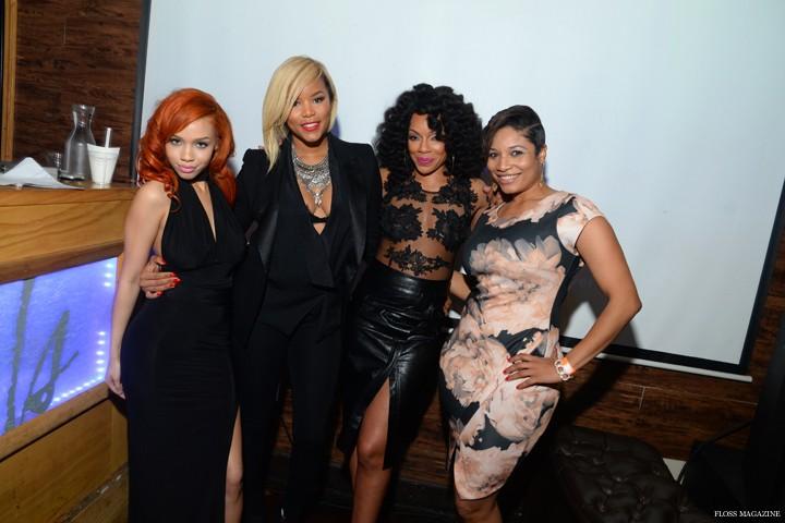 "PICS: LeToya Luckett, Wendy Raquel Robinson, Trina Braxton & More Attend ""Here We Go Again"" ATL Premiere"
