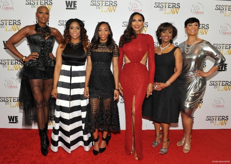 "Drama is Always in Session – A Review of WEtv's Sisters In Law By Amelia ""Ameliaismore"" Moore"