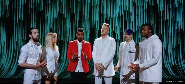 "Video: Pentatonix ""IF I EVER FALL IN LOVE"" FT. Jason Derulo"