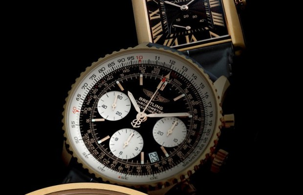 A,B,C - Arnold & Son, Breitling and Cartier begin the Alphabet of Time
