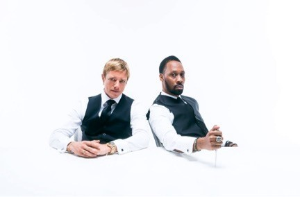 RZA and Interpol's Paul Banks