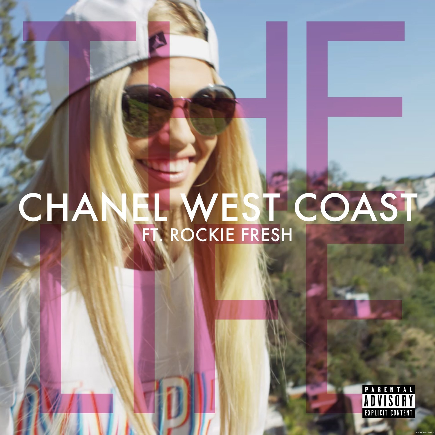 """Video: Chanel West Coast Release """"THE LIFE"""" Video ft. Rockie Fresh"""