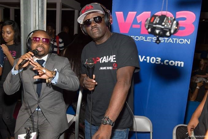 "PICS: ""The Rap Game"" Season 2 Premiere Party with Jermaine Dupri in Atlanta"