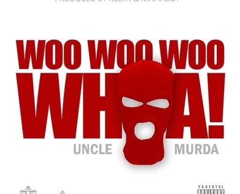 Uncle Murda Whoa Single Cover