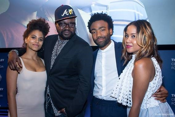 "Pics: Cast of FX's ""ATLANTA"" Attend NY Screening"