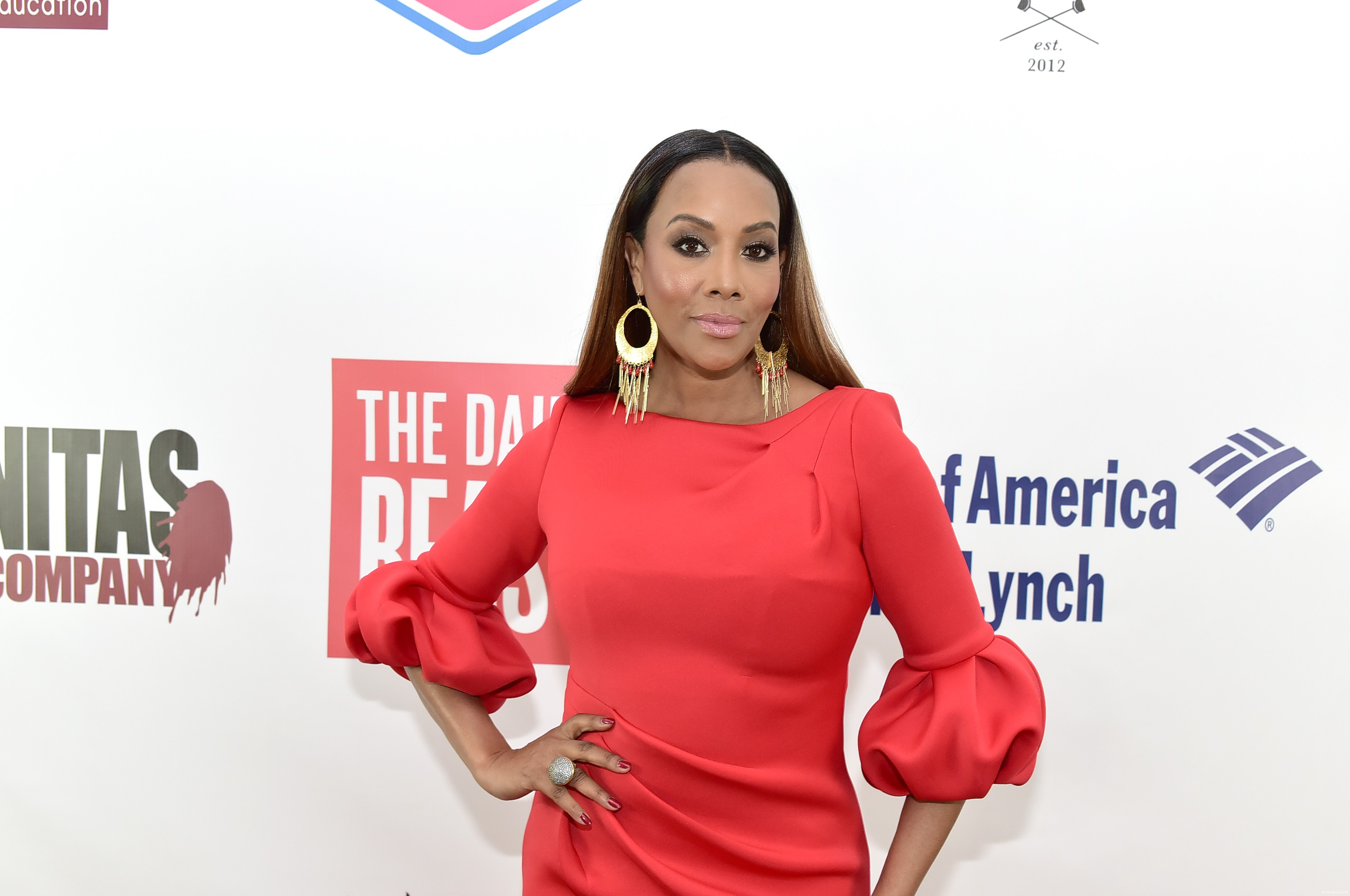 The Foundation For Letters Honors Vivica A. Fox at 5th Annual Benefit Gala