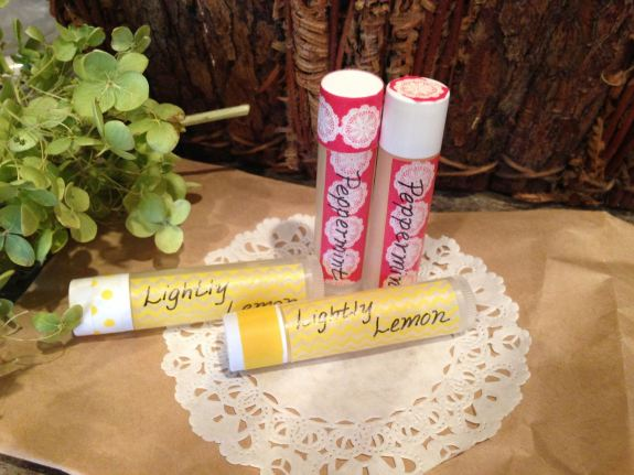Lip Balm from EBB