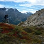 Engadin St. Moritz Corviglia MTB Mountain Bike Freeride
