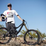 Aaron Gwin Specialized Demo 8 2013