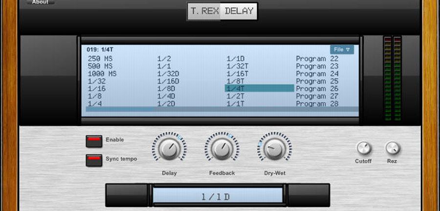 t-rex-delay