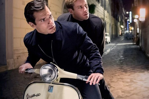 The Man from U.N.C.L.E 2015 movie
