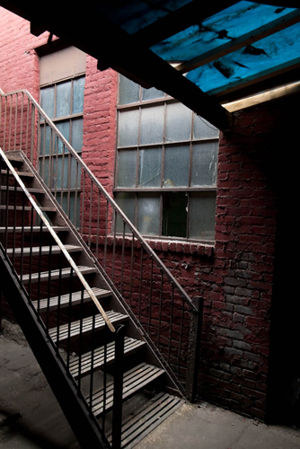 fluxfactory-stairway-outside