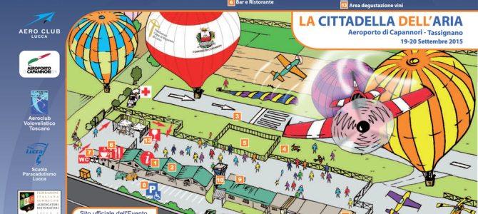 Fly Air Events 2015 – Disponibili per il download mappa e programma.