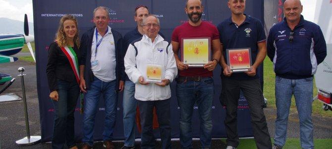 Festa dell'Aria 2016: e' Igor Charbonnier il vincitore del 29° Campionato Italiano di Volo in Mongolfiera.