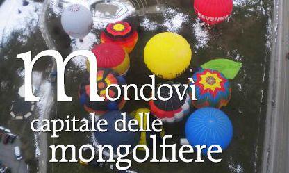 """Capannori ci sarà: tutto pronto a Mondovì per il 29° Raduno Aerostatico Internazionale """"Città di Mondovì""""."""