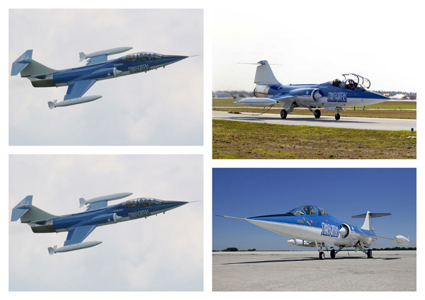 fly starfighter florida