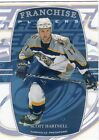 Scott Hartnell FRANCHISE PLAYERS 2002 03 Be A Player