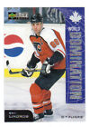 97 98 Collector Choice Eric Lindros World Domination W7