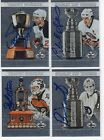12 13 Limited Stanley Cup Winners Auto on Card Bernie Parent 99 99 NM+