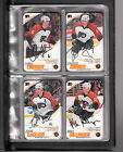 Philadelphia Flyers 1997 Limited Edition Comcast Calling Phone Card Set in book