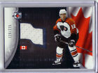 2005 06 Ultimate Collection National Heroes Jerseys  NHJSG Simon Gagne 129 225
