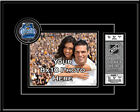 2012 NHL Winter Classic Your 8x10 Photo Ticket Frame Rangers vs Flyers