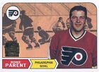 2001 02 FLYERS Topps Archives 16 Bernie Parent