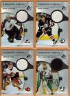2005 06 UPPER DECK SP GAME USED  FABRICS  JERSEYS PICK FROM DROP DOWN LIST