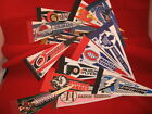 Mini Pennant NHL  MLB 1990 TO 1994 Regular Season
