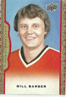 2014 15 Upper Deck Masterpieces Hockey Bill Barber 021 100 Card