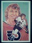 BOBBY CLARKE 87 HALL OF FAME INDUCTION CARD