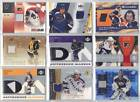 DANIEL BRIERE PHILADELPHIA FLYERS 2007 08 UD TRILOGY HONORARY SWATCHES HS DB