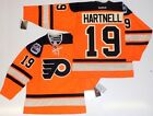 SCOTT HARTNELL PHILADELPHIA FLYERS REEBOK PREMIER WINTER CLASSIC JERSEY 2012