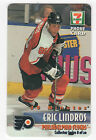 1996 Score Board 7 Eleven Phone Cards 30 Minutes 8 Eric Lindros