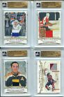 ITG History of Hockey Jersey Back to Back Playoff MVP Bernie Parent 06 10