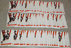 Lot of 128 ct DANIEL BRIERE Flyers 2010 2011 UPPER DECK VICTORY CARD 139