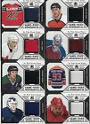 14 15 Leaf ITG Used Game Used Jersey John Leclair 40