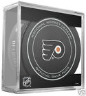 PHILADELPHIA FLYERS 2015 2016 Regular Season OFFICIAL GAME PUCK NEW Team Logo
