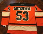 Shayne Gostisbehere new Philadelphia Flyers Winter Classic 1xl jersey With Tags