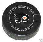 PHILADELPHIA FLYERS 2012 Playoffs OFFICIAL GAME PUCK Sher wood Canada LOOSE