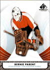 2012 13 FLYERS SP Game Used 29 Bernie Parent